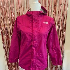 Fuchsia, Rain Jacket/Windbreaker! Great condition!